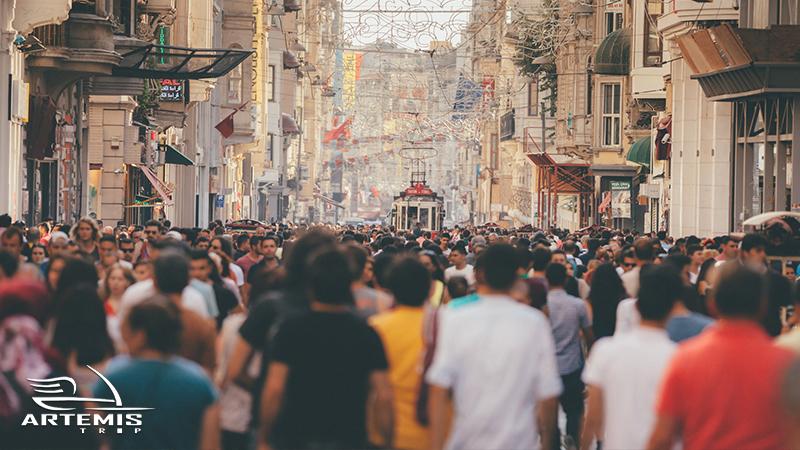 هزینه زندگی در همه شهرهای ترکیه یکسان نیست.