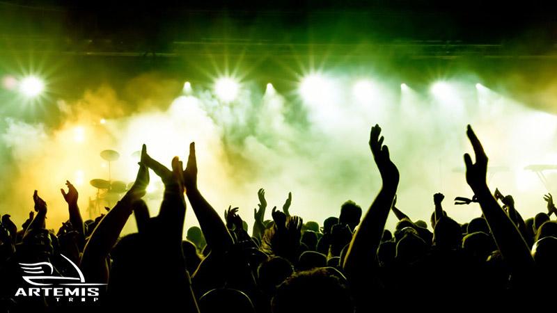 در استانبول کنسرت مورد علاقه خود را پیدا کنید.